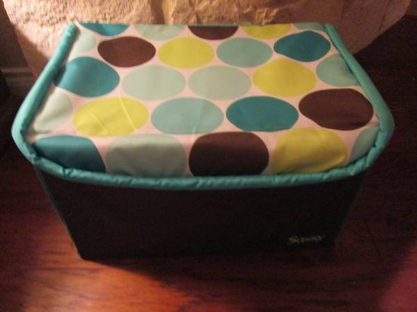 Sassy Soft Sided Toy Box - $15 (Harker Heights)