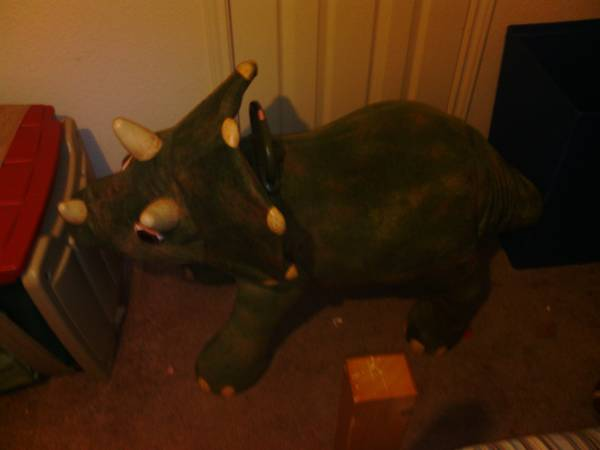 Playskool Kota the Triceratops Dinosaur  - $99 (Copperas cove)