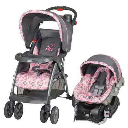 BABY TREND STROLLER WITH CARSEAT COMBO - $75 (Killeen)