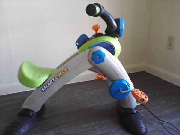 SMART CYCLE FISHER PRICE - x002420 (KILLEEN)
