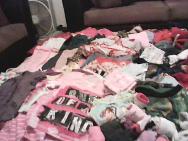 Brand Name Children Cloths 18mo-6yrs - $1 (Copperas Cove)