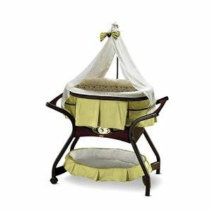 Zen Collection Gliding Bassinet - $150 (Copperas cove)