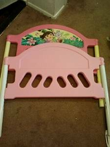 2 girl toddler beds wmattresses - $4030 (comanche III Fort Hood)