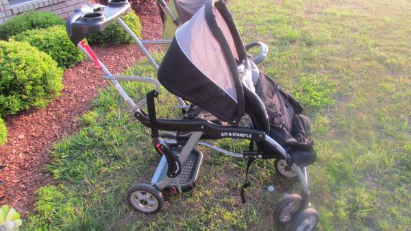 Baby Trend Sit and Stand Stroller - $75 (Cove)