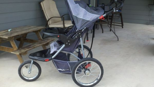 trent jogging strollee - $60 (copperscove)