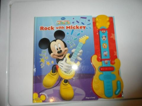 Mickey Mouse Clubhouse singalong book - $5 (Fort Hood- Comanche III )
