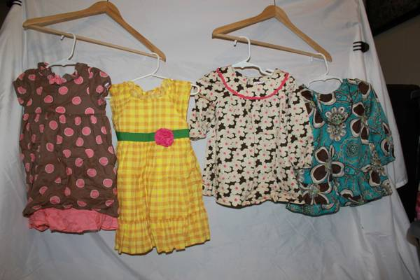 Girls 18 month dresses - $20