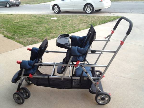 JOOVY TRIPLE STROLLER SIT AND STAND NEED GONE TONIGHT