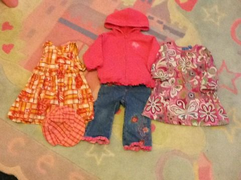 ((((( 12-18 month clothes lot ))))) - $15 (Nolanville)
