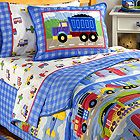 Boys Comforter Set - $45 (Temple)