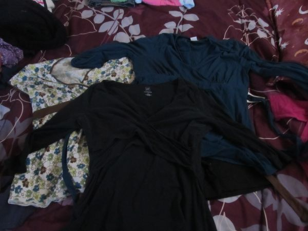 Maternity Clothes - $50 (FT Hood)
