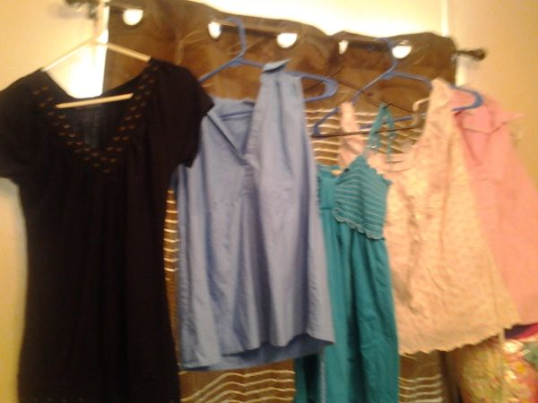 40$ Today Only Lot of Maternity Clothes LRG - $40 (Killeen)