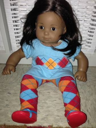 EUC American Girl Bitty Baby Twin girl - $45 (Fort Hood)