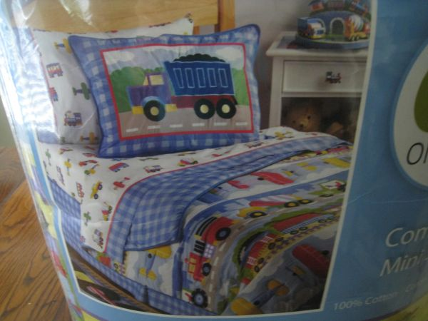 Olive Kids Boys Comforter Set - $85 (Temple)