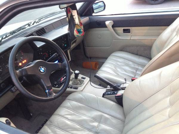 Bmw  euro 635csi L6 - $100 (Killeen)