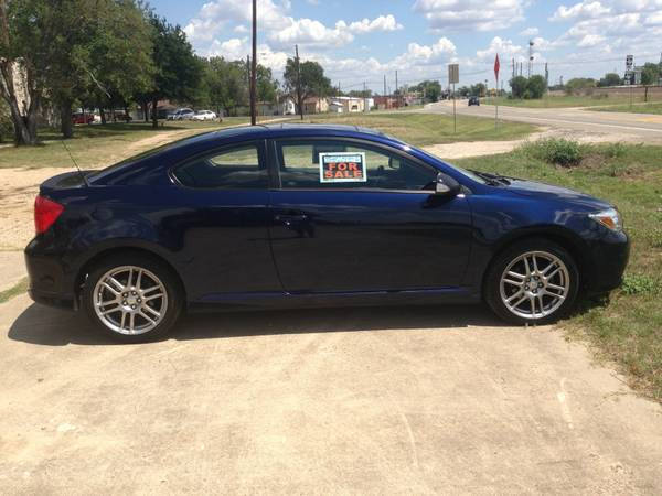 2007 Scion Tc  - $4500 (Buckholts )