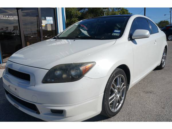 2007 Scion Tc- Manual - $10995 (Killeen, Texas)