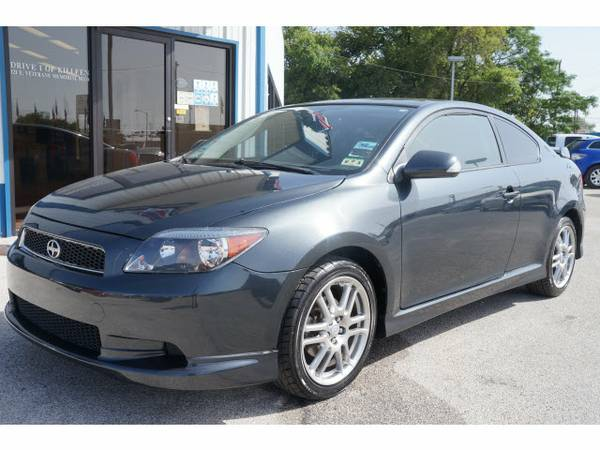 2007 Scion Tc with 55K miles - $13500 (Killeen Fort Hood)