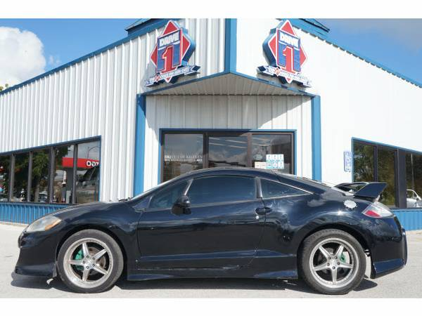 2008 Mitsubishi Eclipse GT with Body Kit and Rims Must See - $13500 (Killeen, Texas)