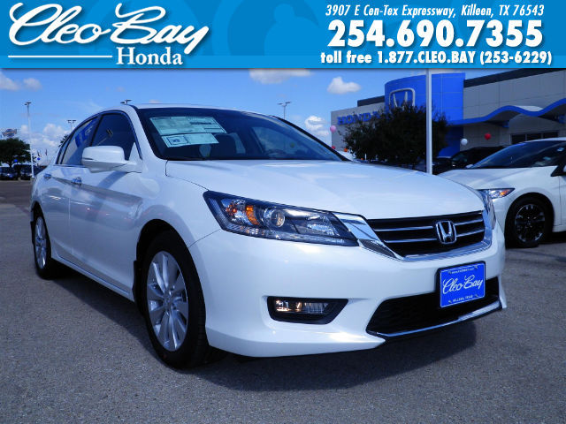 29 240  New 2015 Honda Accord EX-L in Gatesville  TX