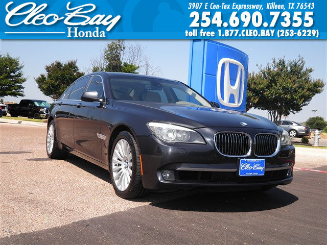 29 649  Used 2010 BMW 750Li xDrive in Gatesville  TX