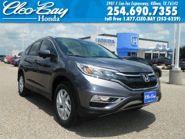 30 525  New 2015 Honda CR-V EX-L wNavigation in Gatesville  TX