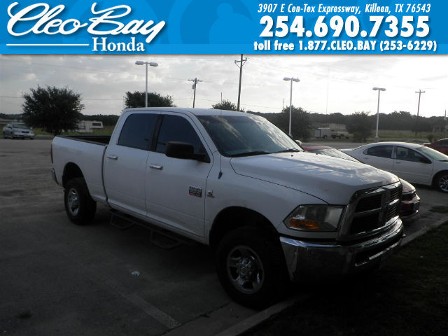 30 562  Used 2011 Dodge Ram 2500 SLT in Gatesville  TX