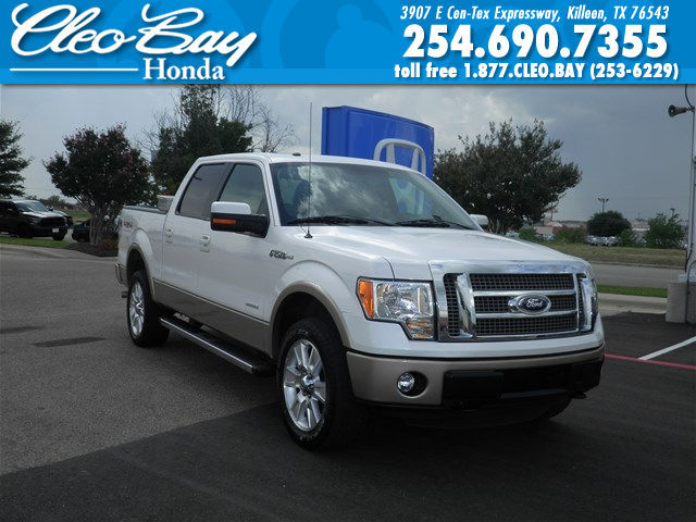 31 527  Used 2011 Ford F-150 LARIAT in Gatesville  TX
