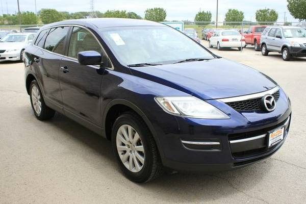 REDUCED 9788 2008 Mazda CX-9 Sport, with Third Row, 1-Owner 9788 - $11993 (NORTH AUSTIN)