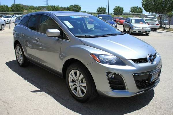 9788 2010 Mazda CX-7 Touring, Only 31,610 Miles, Leather and Sunroof 9788 - $20991 (NORTH AUSTIN)