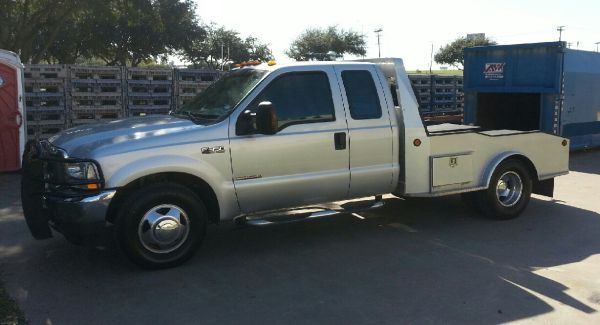 Powerstroke Flatbed - $13500