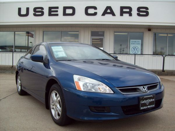 2006 HONDA ACCORD LX COUPE - $13499 (TEMPLE)