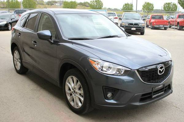 9788 2013 Mazda CX-5 Grand Touring 9788 - $26991 (NORTH AUSTIN)