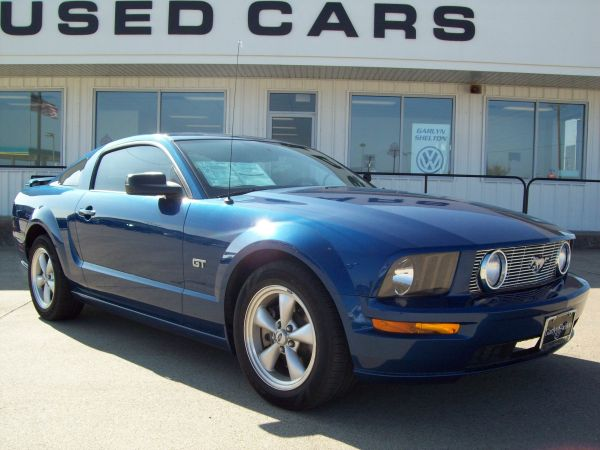 2007 FORD MUSTANG GT - $16980 (TEMPLE)