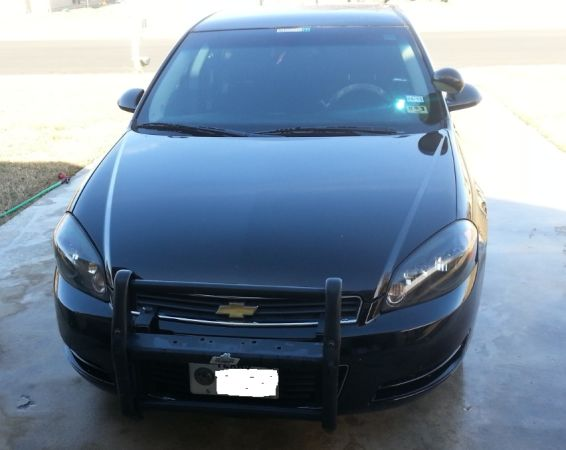 07 Chevrolet Impala- Police Model Black - $6500 (Killeen Texas)