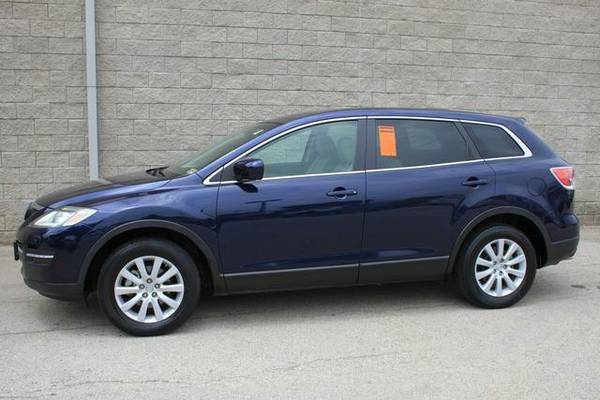 REDUCED 9788 2008 Mazda CX-9 Sport, with Third Row, 1-Owner 9788 - $10994 (NORTH AUSTIN)