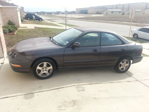 94 Acura Integra LS 4 door 5 speed stock - $2300 (Killeen)