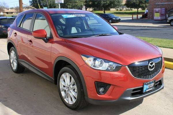 REDUCED2013 Mazda CX-5 Grand Touring - $27894 (NORTH AUSTIN)