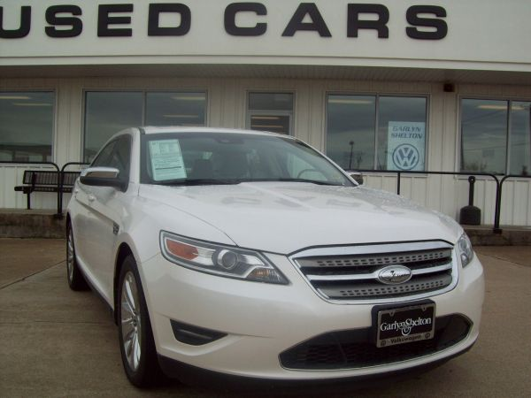 2010 FORD TAURUS LIMITED - $23075 (TEMPLE)
