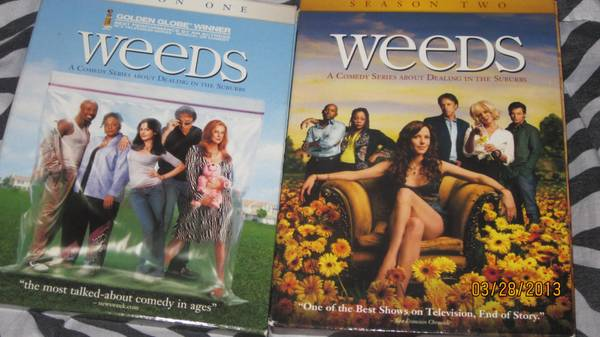 Season 1  amp  2 Weeds  Season 5 One Tree Hill -   x0024 5  Temple