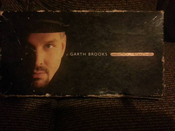 CDs-Garth Brooks-The Limited Series $10 or best offer - $10 (killeen)