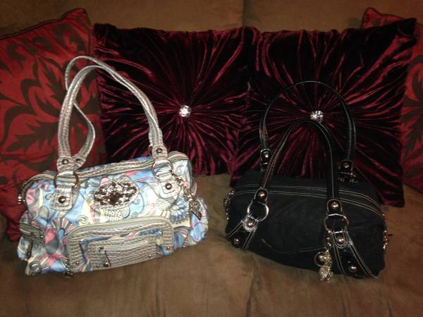 two kathy van zeeland purses  (harker heights)