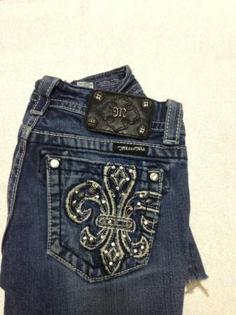 Miss Me Jean Shorts - $15 (Harker Heights)