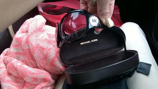 100  Michael kors brand new Sunglasses 100