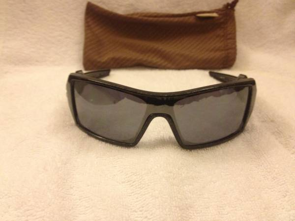 Oil Rig Oakley Sunglasses - $125
