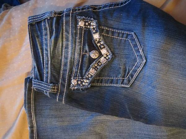 MISS ME jeans size 24 BRAND NEW W TAG - $60 (killeen)