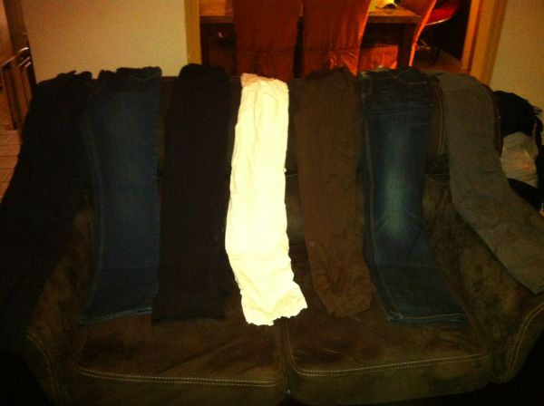 Maternity clothes for sale - $150 (Killeen)
