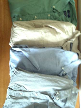 Mens XL clothes clothing Gap Chaps Dockers Old Navy - $20 (Killeen)