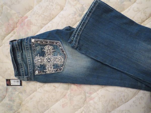 Miss Me jeans size 29 NEW - $50 (Killeen)
