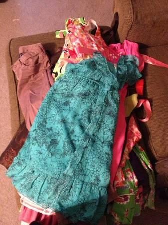 Kid Girl clothes sizes 8-10 for sale cheap - $5 (Copperas Cove)